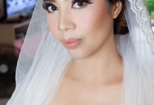Bride by Ken Make Up & Hairdo