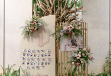 Wedding Amelia & Dhoni by Sirih Gading Catering