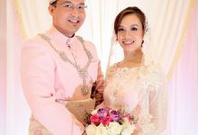 Wedding Reception of Rina & Faizal by The Glamorous Capture