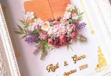 The Wedding of Agil & Giana by Kesan Seserahan