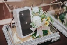 The Wedding of Armi & Angga  by Kesan Seserahan