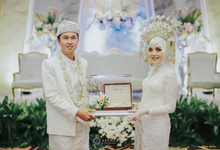 The Wedding of Armi & Angga  by Kesan Seserahan