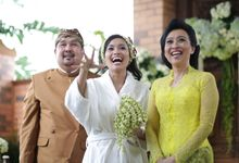 Keshia and Fadhil Siraman by Maheswara