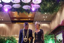 Keshia & Fadhil Wedding Reception by Maheswara