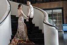 Sangjit of Gheacinta & Kevin by JP Wedding Enterprise