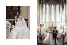 Kevin & Mercy Wedding by ANTHEIA PHOTOGRAPHY