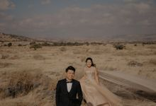 Steven & Isti Prewedding Sumba by AKSA Creative