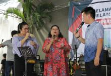 Acara gethering greja by Kevin Willyanto leo