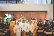 The Wedding of Kevin & Itsna by Trickeffect