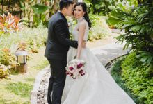 The Wedding of Kevin & Jessica by NERAVOTO
