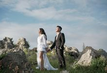 Kevin & Previna Prewedding by ANTHEIA PHOTOGRAPHY