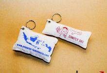 Souvenir Gantungan  Kunci by Plung Creativo