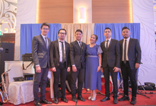 Hendrik & Melina Wedding by KEYS Entertainment