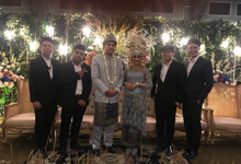 Wayan & Mela Wedding by KEYS Entertainment