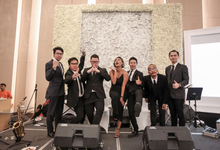 Michael & Sherly Wedding by KEYS Entertainment