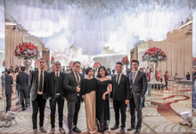 Marshall & Naftalia Wedding by KEYS Entertainment
