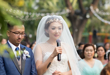 Ruben & Michelle Wedding by KEYS Entertainment