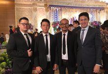 Adit & Dina Wedding by KEYS Entertainment