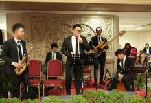 Vito & Utami Wedding by KEYS Entertainment