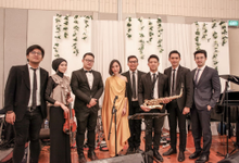 Leo & Justine Wedding by KEYS Entertainment