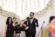 Lukman & Dyah Wedding by KEYS Entertainment