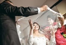 KEZIA & HERRY WEDDING DAY by Alegre Photography
