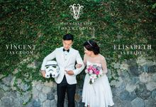 The Wedding Of Vincent & Elizabeth by FIVE Seasons WO