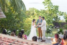 Misa and  Des wedding at Koh Koon villa by BLISS Events & Weddings Thailand