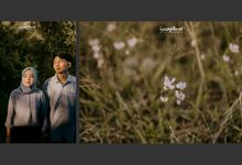 From S & A prewedding day. by iccapture photography