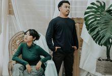 Dien & Khansa Couple Session by Andrey Ernata FILM