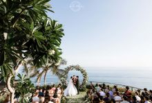 Khayangan Estate Bali Wedding - Lisa & Victor by Bali Pixtura