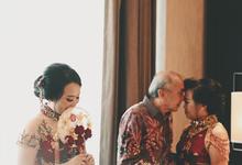 The Sangjit & Holy Matrimony of Feti & Erwin by Khayim Beshafa One Stop Wedding