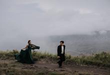 a love story of Glenn & Sessy (Prewedding Session) by Khayim Beshafa One Stop Wedding