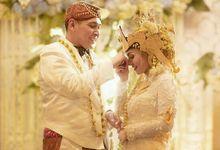 Cita & Oka by ProjectDEA Wedding Planner