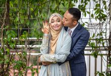 Munira & Khidir by Tabledreamer Photography
