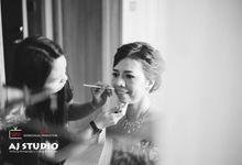 Senthil & Khin Wedding Luncheon SG by Ajphotographystudioz