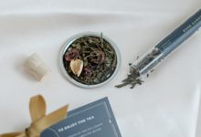 The Wedding Of Michael & Sanzen by Tea & Co Gift