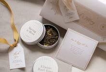 The Wedding Of Josh & Tiffany by Tea & Co Gift