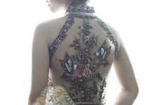 Wedding of a Chinese Empress by NOMA Jewelry & Accessories