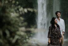 Prewedding of Rizkia & Alwiando by TeinMiere