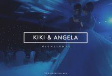 Underwater Themed Wedding of Kiki & Angela by Moxqitto