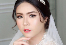Wedding Look by Kim Bridal