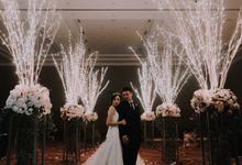 johanna & deni wedding by Aston Sentul Lake Resort & Conference Center