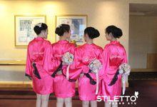 Kimono brides & Bridesmaid by STILETTO PAGAR AYU