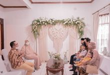 Kinan & Aal's Engagement by Kreasae