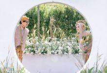 Ulfa & Havif by Kinang Kilaras Wedding
