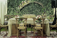 Dekorasi  by Kinara Wedding Organizer