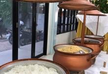 Catering Menu by Kinara Wedding Organizer