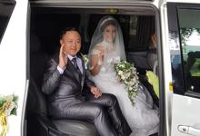 Yudi & Michelle; 12 Okt 2019 by Kingdom wedding organizer