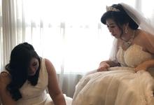 Budi & Santi; 12 Okt 2019 by Kingdom wedding organizer